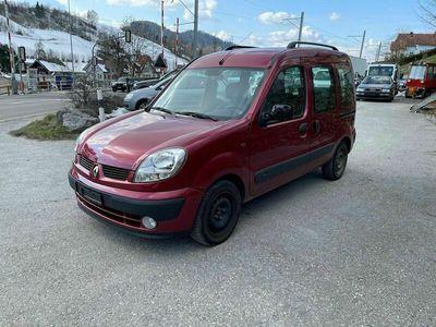 gebraucht Renault Kangoo 1.6 16V Alizé