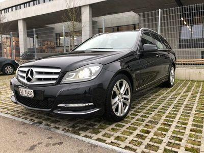 gebraucht Mercedes C250 C-Klasse Mercedes4 Matik