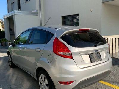 gebraucht Ford Fiesta 1.4 Benzin 5-Türer !!NUR 75000Km!!