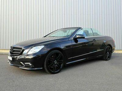 gebraucht Mercedes E350 E-KlasseCDI AMG Line 7G-Tronic