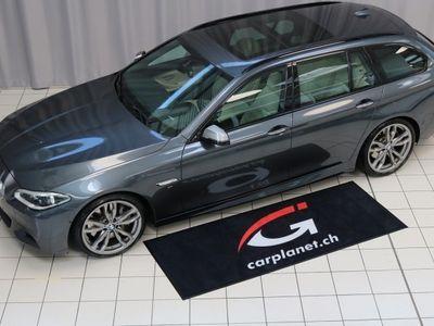 gebraucht BMW M550 d x-Drive Touring