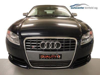gebraucht Audi RS4 S4 /S4 Cabriolet 4.2 V8 quattro