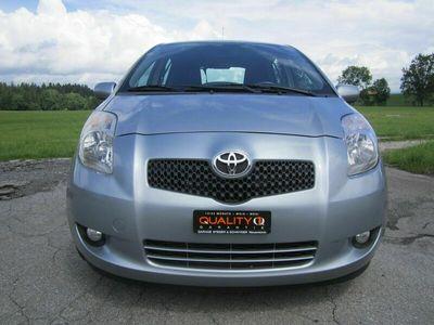 gebraucht Toyota Yaris 1.3 16V City
