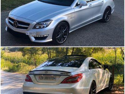 gebraucht Mercedes CLS63 AMG CLS Mercedes Benz