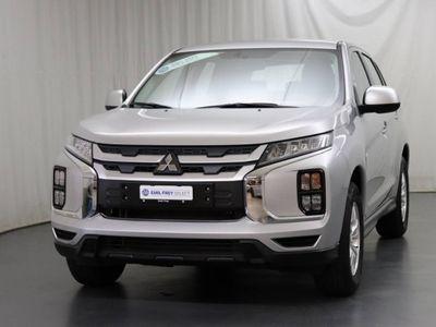gebraucht Mitsubishi ASX 2.0 MIVEC Value