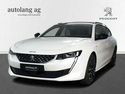 gebraucht Peugeot 508 SW 1.6 Plug-in Hybrid GT