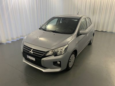 gebraucht Mitsubishi Space Star 1.0 MIVEC Pure