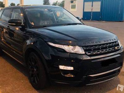 gebraucht Land Rover Range Rover evoque 2.0 Si4 Dynamic 241 PS