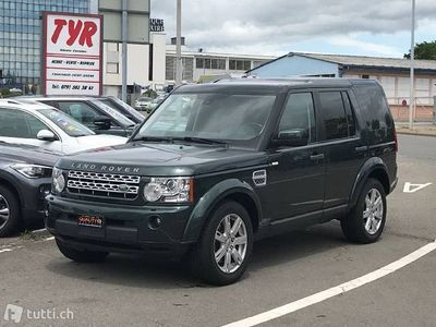 gebraucht Land Rover Discovery 3.0 TDV6 SE Automatic