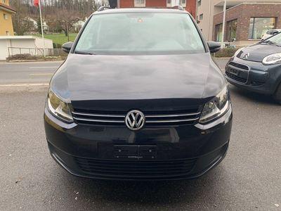 gebraucht VW Touran 1.6 TDI BlueMotion Technology Trendline DSG