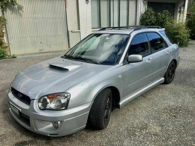 gebraucht Subaru Impreza 2.0 WRX Turbo
