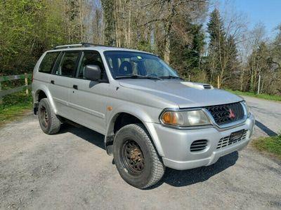 gebraucht Mitsubishi Pajero Sport 2.5TD Avance