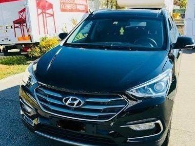 gebraucht Hyundai Santa Fe 2.2 liter Diesel Automat