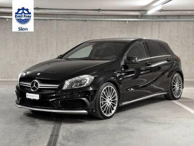 gebraucht Mercedes A45 AMG 4m