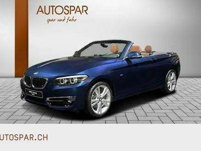 gebraucht BMW 220 2er i Cabrio