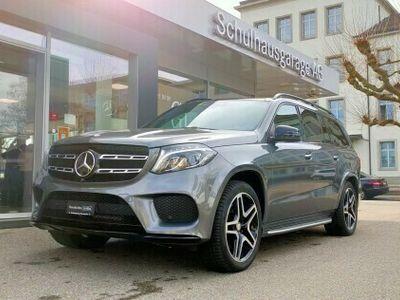 gebraucht Mercedes GLS500 GLS-Klasse4Matic 9G-Tronic
