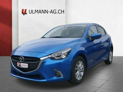 gebraucht Mazda 2 1.5 90 Ambition Plus Automt
