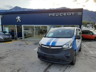 gebraucht Opel Vivaro 1.6 CDTI 2.7t L1H1