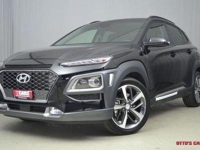 gebraucht Hyundai Kona 1.6 T-GDi PremiumPlus 4WD 2020