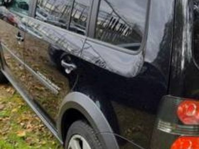 gebraucht VW Touran Cross 2.0 Diesel 7-Plätzer *Automatik*