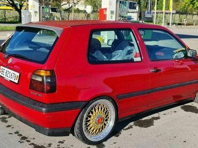 gebraucht VW Golf III zu berkaufen