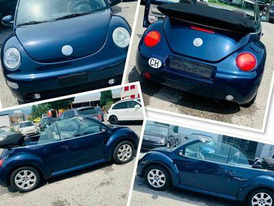 gebraucht VW Beetle Cabrio
