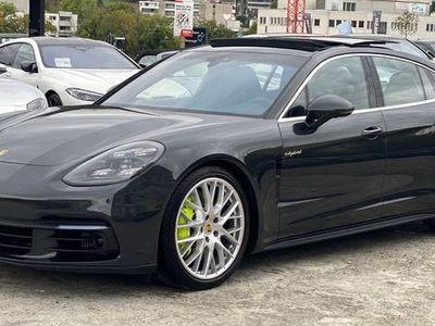 gebraucht Porsche Panamera 4 E-Hybrid PDK
