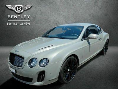 gebraucht Bentley Continental Supersports 6.0