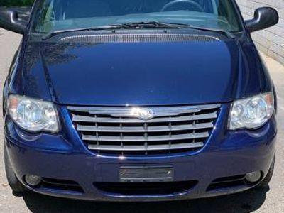 gebraucht Chrysler Grand Voyager 2.8 CRD