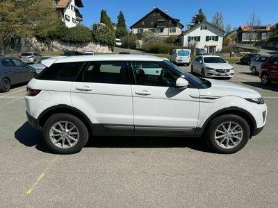gebraucht Land Rover Range Rover evoque 2.0 TD4 Pure