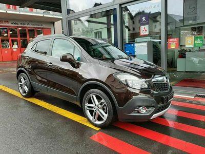 gebraucht Opel Mokka Mokka 1.4T ecoTEC 4x4 Enjoy S/S1.4T ecoTEC 4x4 Enjoy S/S