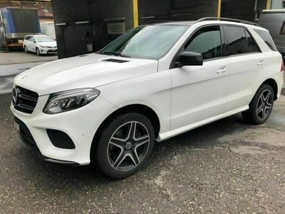 gebraucht Mercedes GLE400 GLE-KlasseV6
