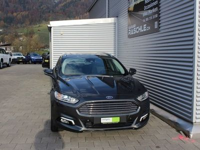 gebraucht Ford Mondeo 2.0 TDCi ST-Line AWD PowerShift