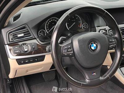 gebraucht BMW 535 d Touring Steptronic Top Ausstattung!