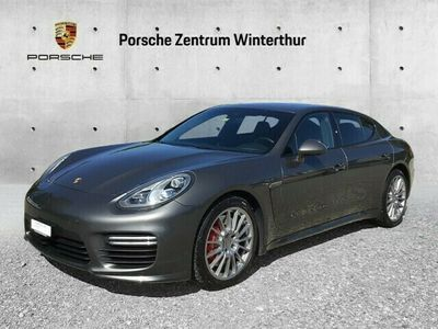 gebraucht Porsche Panamera Turbo
