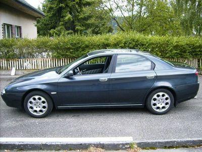 gebraucht Alfa Romeo 166 3.0 V6 24V Distinctive