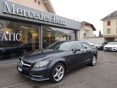 gebraucht Mercedes CLS350 CDI 4Matic 7G-Tronic