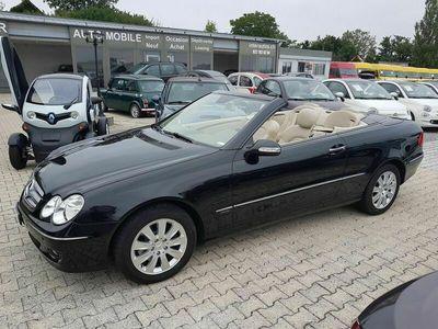gebraucht Mercedes CLK200 Kompressor Elégance