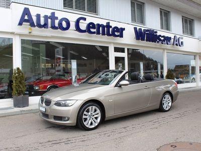 gebraucht BMW 330 Cabriolet i Steptronic