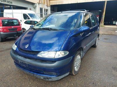 gebraucht Renault Espace 2.0 16V Authentique