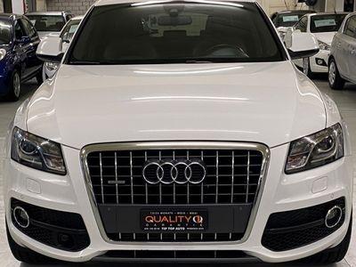 gebraucht Audi Q5 2.0 TFSI quattro-S-Line