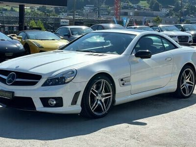 gebraucht Mercedes SL63 AMG AMG I 525 PS I Speedshift MCT