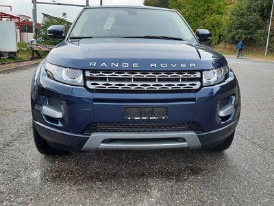 gebraucht Land Rover Range Rover evoque 2.2 TD4 Dynamic AT6