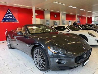 gebraucht Maserati GranCabrio Automatica