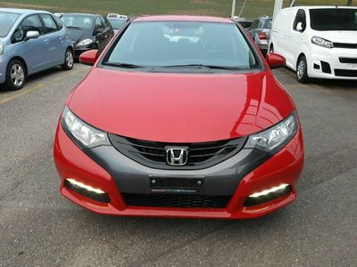 gebraucht Honda Civic 2.2 i-DTEC Lifestyle