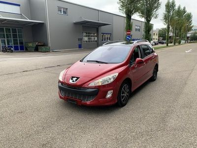 gebraucht Peugeot 308 SW 1.6 16V Turbo Sport Pack Automatic