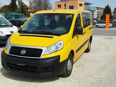 gebraucht Fiat Scudo 2.0 MJ Comfort 1.2t