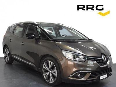gebraucht Renault Grand Scénic 1.2 16V Turbo Zen