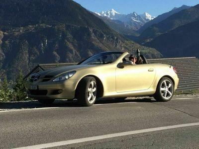 gebraucht Mercedes SLK280 ,