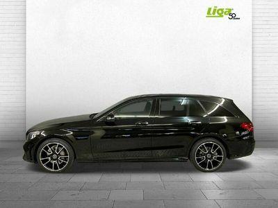 gebraucht Mercedes C220 d Swiss Star AMG Line T-Modell